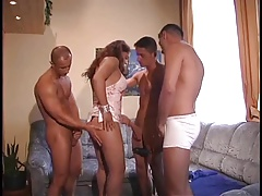 Guys in Hungary pound girls,..