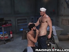 RagingStallion  Seamen Anal..