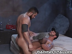 RagingStallion Swole Latino..