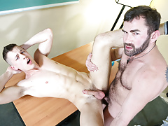 Furry Teacher Ravages His..