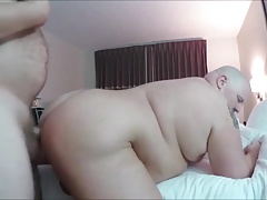 Chub father gets torn up pt 4